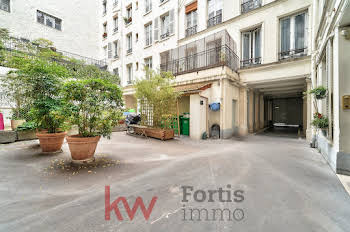Appartement 3 pièces 18,03 m2