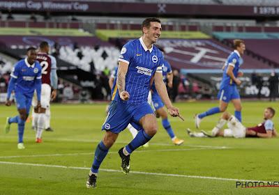 Leuke wedstrijd tussen West Ham en Brighton & Hove Albion kent geen winnaar