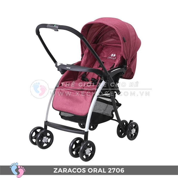 Xe đẩy 2 chiều Zaracos ORAL 2706 7