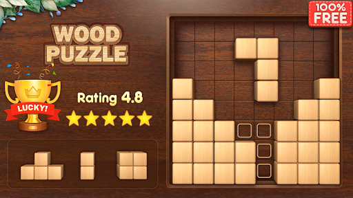 Wood Block Puzzle 3D 1.2.9 screenshots 1