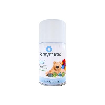 ambientador spraymatic aero bebe 190gr