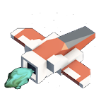 Shifty Funky Space Icon