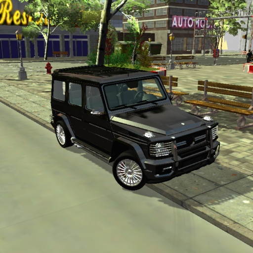 Open World Multiplayer Driving (game)