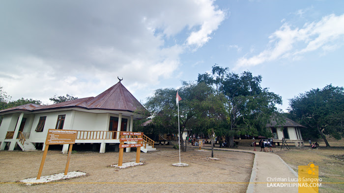Rinca Island Indonesia