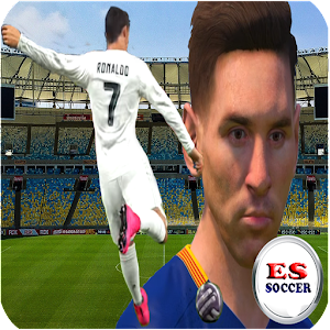 Messi Ronaldo Soccer Game for PC and MAC