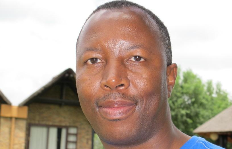 Thabo Mofokeng, newly-appointed ITA president.