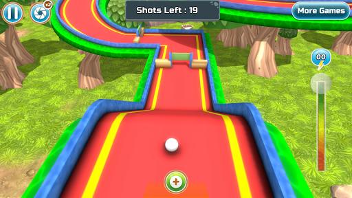 Mini Golf Multiplayer Game - Cartoon Forest  screenshots EasyGameCheats.pro 4