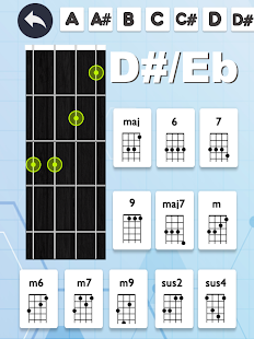 Download Ukulele Tuner & Free Basic Chords for beginner For PC Windows and Mac apk screenshot 11