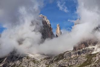 Photo: Campanil Basso e Brenta Alta