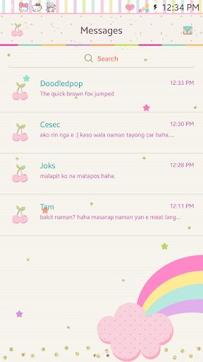 Rainbowfly GO SMS
