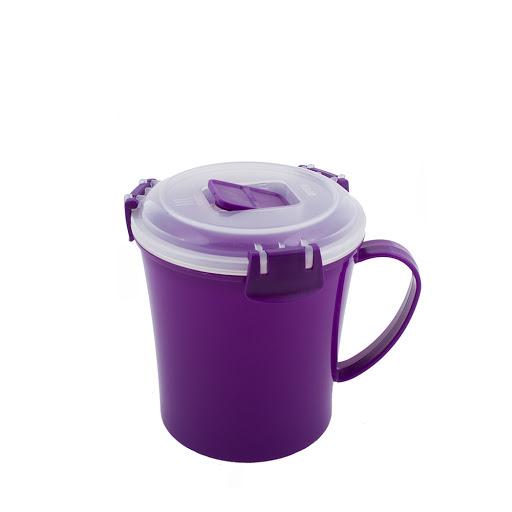 envase inoxplas taza hermetica valvula