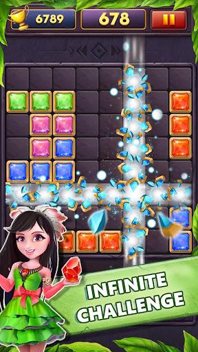 Block Puzzle Gems Classic 1010 apkmind screenshots 3