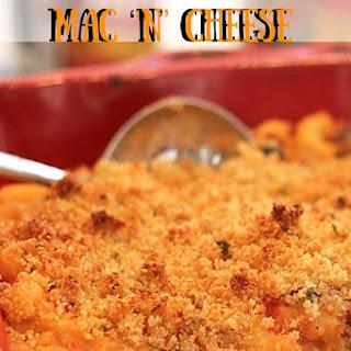 Chorizo and Tomato Mac 'n' Cheese