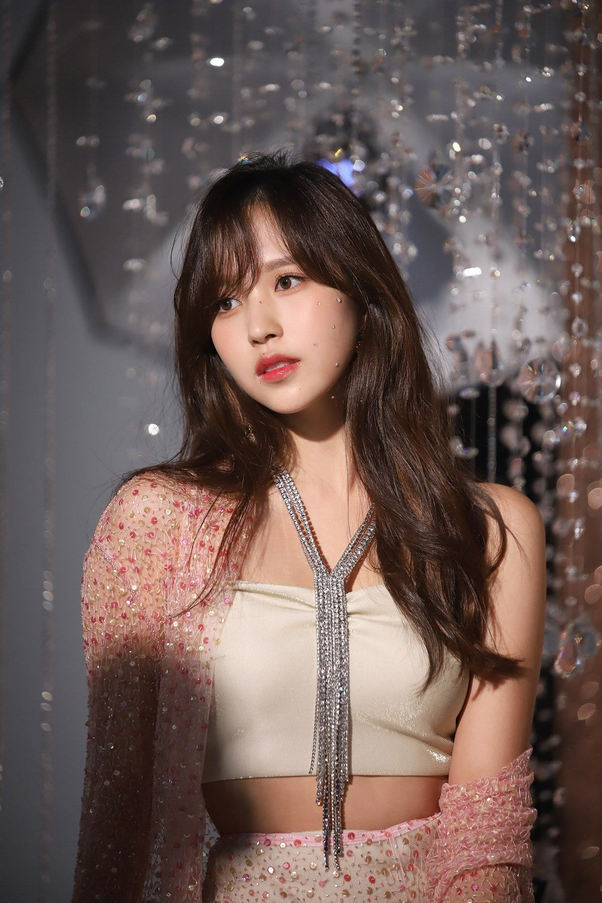 Twice S Mina In Long Hair Versus Short Hair Will Be Your Biggest Problem Of The Day Kissasian