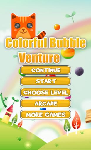 Colorful Bubble Venture