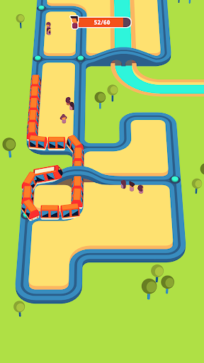 Train Taxi 1.2.3 screenshots 1