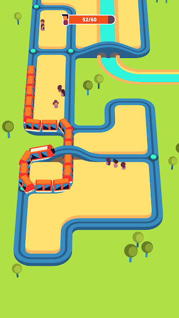 Train Taxi Android App Screenshot