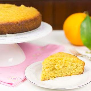 Orange and Cardamom Cake Recipe