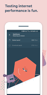 Internet Performance App- screenshot thumbnail