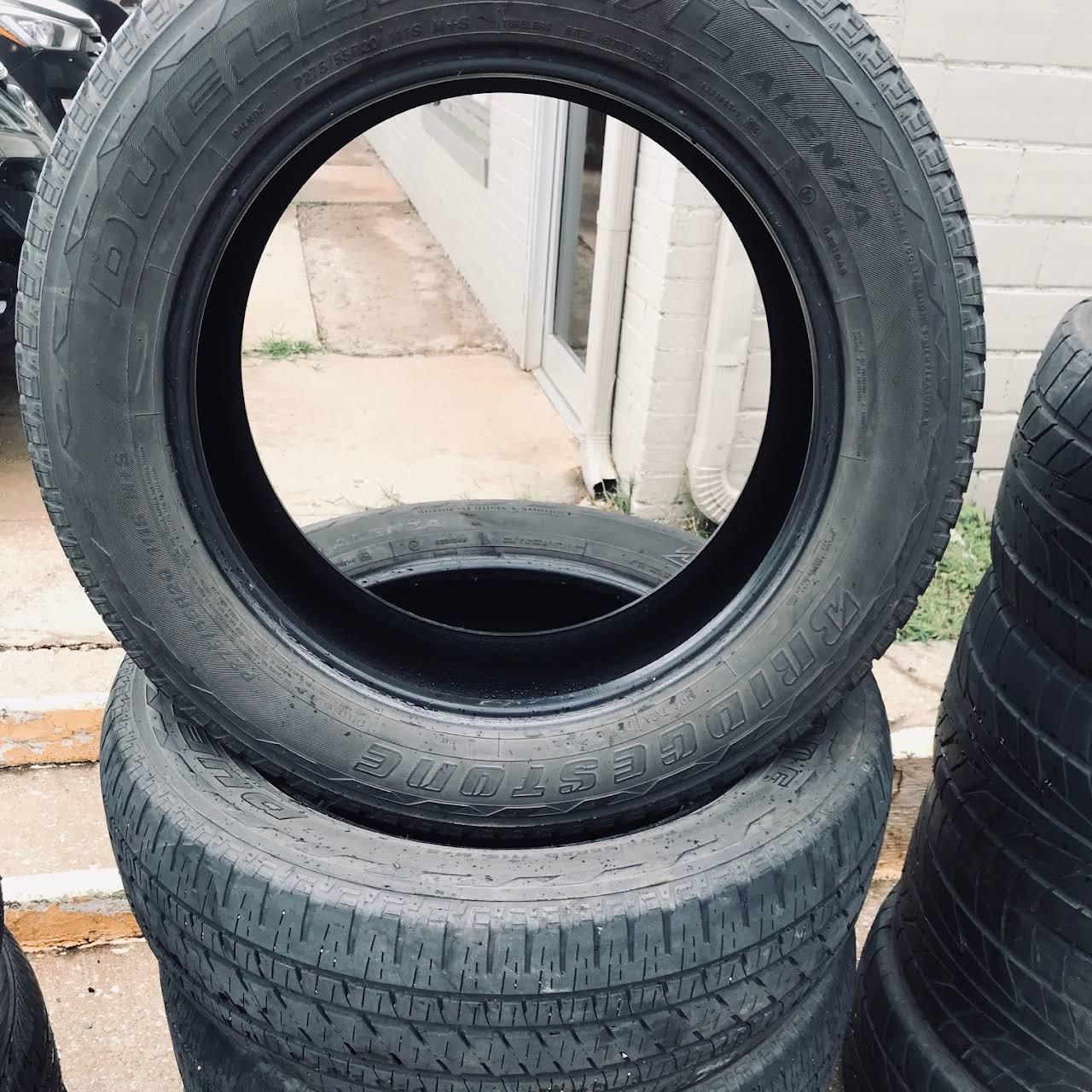 E C Tires Wheels Tire Shop In Norman
