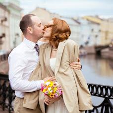 Bryllupsfotograf Anna Evgrafova (FishFoto). Bilde av 27.05.2013
