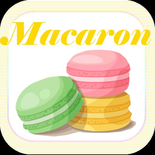 社交のチャットトークの出会系アプリ『マカロン』 LOGO-記事Game