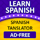 Translator & Learn Spanish Ad-free for PC MAC