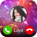 Call Screen Themes, Color Phone Caller With Flash icon