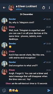 Telegram X ( Challegram Apk ) 3