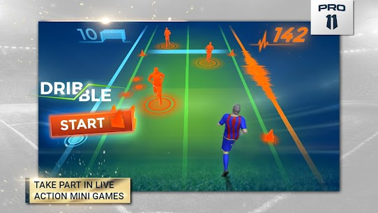 Pro 11 – Soccer Manager GameApk Download For Android 5
