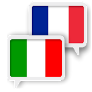 App Icon for Italian French Translate App in Czech Republic Google Play Store