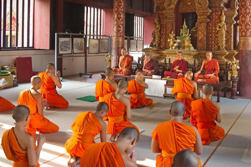 Buddhist Monks Wallpapers
