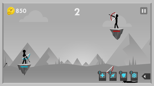 Screenshot for Archer Fighter: Stickman Fight in United States Play Store