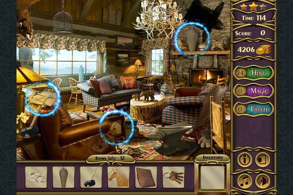 Twilight Crime Hidden Objects- screenshot