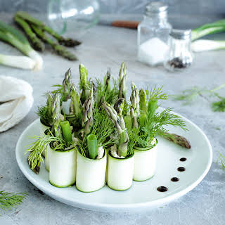 Zucchini Roll Ups Recipes.