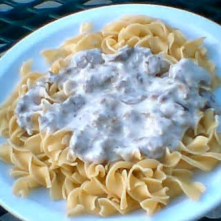 The Alternative Stroganoff.