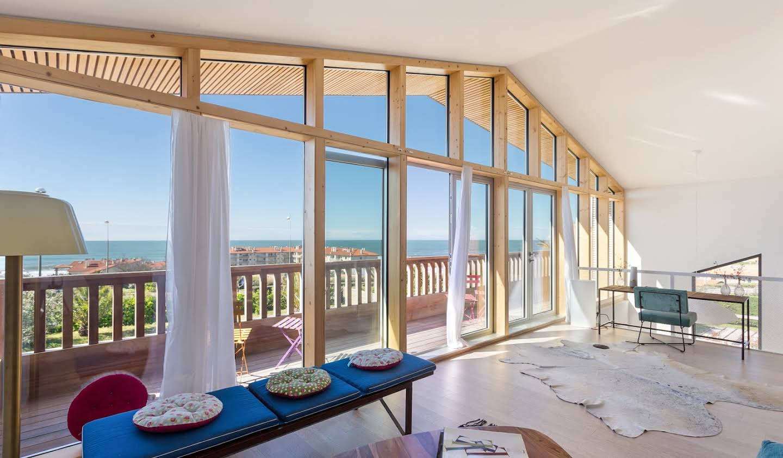 Villa avec jardin et terrasse Anglet