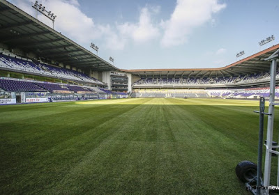 Le RSCA donne plus amples informations sur les grands écrans pour le match contre Bruges