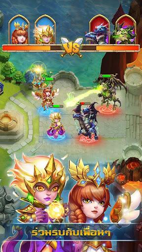 Castle Clash: u0e25u0e35u0e01u0e02u0e31u0e49u0e19u0e40u0e17u0e1e 1.6.5 screenshots 4