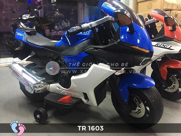 Xe moto điện thể thao Yamaha TR1603 8