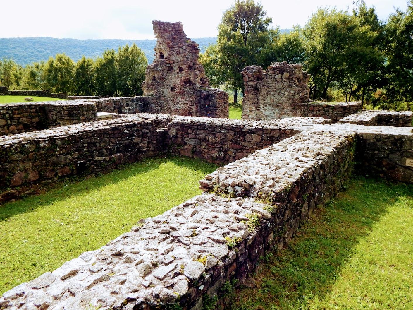 Esztergom - Pilisszentlélek, Pálos kolostor romjai