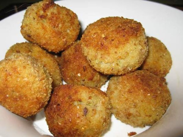 Italian Best Tuna Balls Recipe