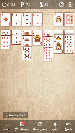 Solitaire Free screenshot 6