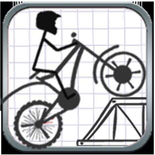 特技自行车 - 火柴人挑战赛 體育競技 App LOGO-硬是要APP