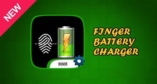 Finger Battery Charger Prank