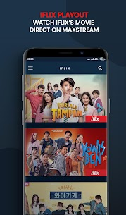 MAXstream- Live Sports,TV, & Movies App Download For Android and iPhone 2