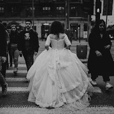 Wedding photographer Klodia Wolinska (whitefoxphoto). Photo of 22.03.2018