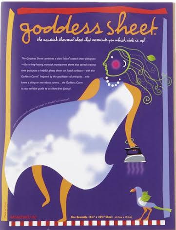 Goddess Sheet (16074)