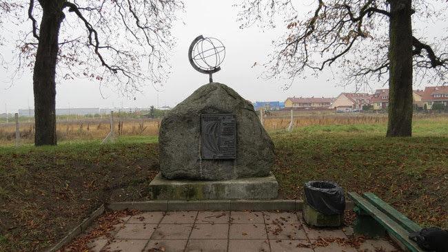 Pomnik 15 południk Stargard
