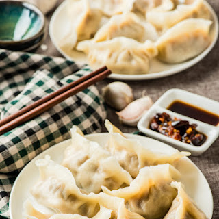 How to Make Chinese Dumplings from Scratch.
